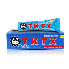 Анестезия для татуажа и тату TKTX 39% 10 г
