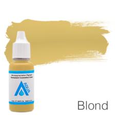 Пигмент для татуажа Aqua Blond 15 мл