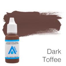 Пигмент для татуажа Aqua Dark Toffee 15 мл