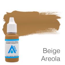 Пигмент для татуажа Aqua Beige Areola 15 мл