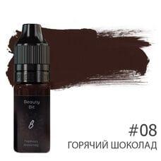 Пігмент для брів Beauty Bit від Олени Гаркіной №08 (Гарячий шоколад)