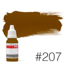 Пигмент для татуажа Doreme  LIQUID 207 Skin Candy 15 мл