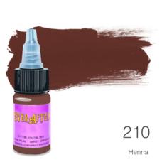 Пігмент для татуажу Ever After 210 Henna 15 мл