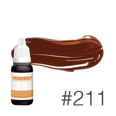 Пигмент для татуажа Goochie 211 Apricot Coffee 15 мл