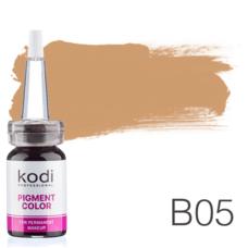 Пігмент для татуажу Kodi Professional B05 10 мл