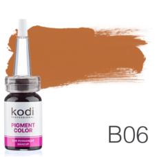 Пігмент для татуажу Kodi Professional B06 10 мл