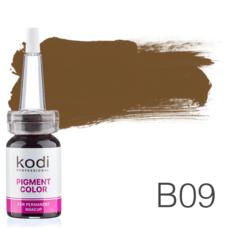 Пігмент для татуажу Kodi Professional B09 10 мл