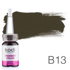 Пігмент для татуажу Kodi Professional B13 10 мл