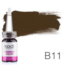 Пігмент для татуажу Kodi Professional B11 10 мл