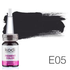 Пігмент для татуажу Kodi Professional E05 10 мл