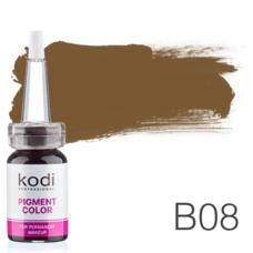 Пігмент для татуажу Kodi Professional B08 10 мл