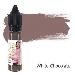 Пігмент для татуажу Leader By Druzhinina 10.2 White Chocolate (Для брів), 10 мл