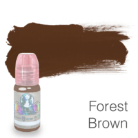 Пігмент для татуажу Perma Blend Forest Brown 15 мл