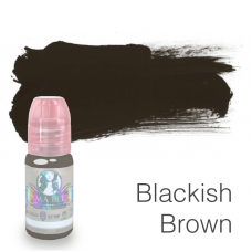 Пігмент для татуажу Perma Blend Blackish Brown 15 мл