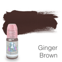 Пігмент для татуажу Perma Blend Ginger Brown 15 мл
