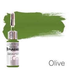 Пигмент для татуажа Purebeau Olive 10 мл