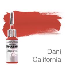 Пигмент для татуажа Purebeau Dani California 10 мл