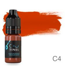 Пигмент для татуажа Tinel C4 Жженый сахар 10 мл