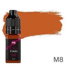 Пігмент для татуажу Tinel M8 Червоне золото 10 мл