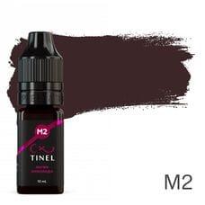 Пігмент для татуажу Tinel M2 Магія шоколаду 10 мл