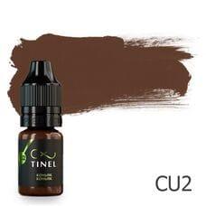 Пігмент для татуажу Tinel CU2 Коньяк 5 мл