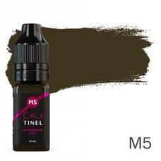 Пігмент для татуажу Tinel M5 Розкішний горіх 10 мл
