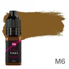 Пігмент для татуажу Tinel M6 Золотистий трюфель 10 мл