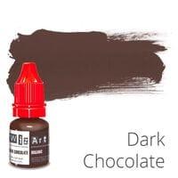 Пігмент для татуажу WizArt Organic Dark Chocolate 5 мл