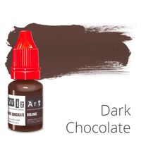 Пигмент для татуажа WizArt Organic Dark Chocolate 10 мл