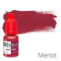 Пігмент для татуажу WizArt Organic Merlot 10 мл