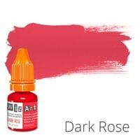 Пігмент для татуажу WizArt Strong Dark Rose 5 мл
